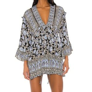 NWT FREE PEOPLE Moonlight Dance Tunic Top
